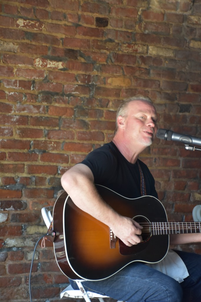 Shawn Mullins Playing in Adorable Opelika and Songwriters Festival 2020 www.diningwithmimi.com