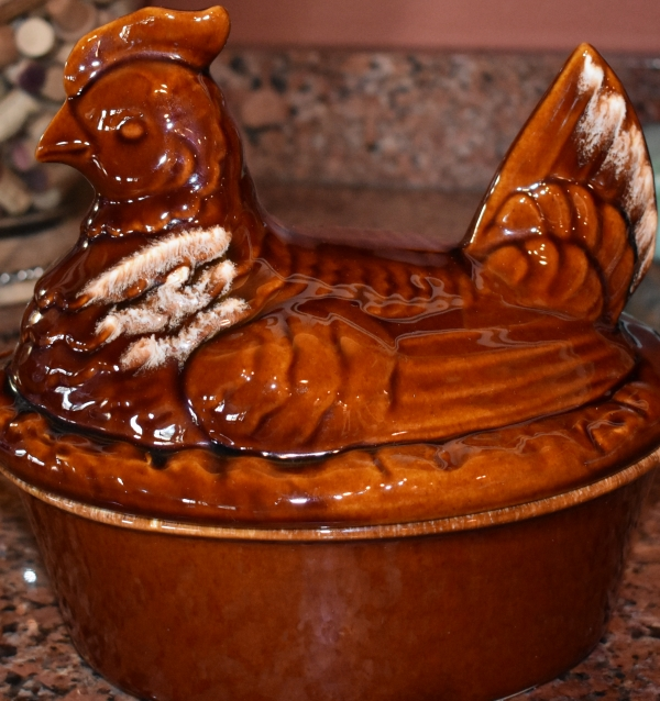 My favorite hen www.diningwithmimi.com