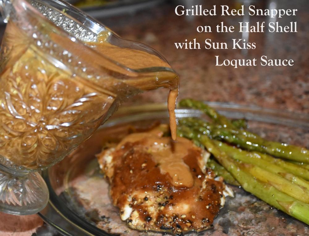 Sun Kiss Loquat Sauce