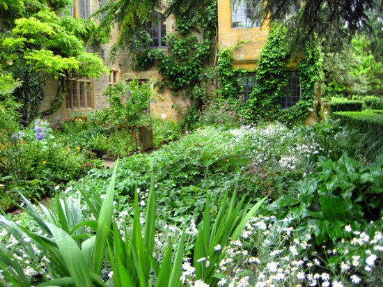 Hidcote garden - Lawrence Johnston - Gradinari celebri