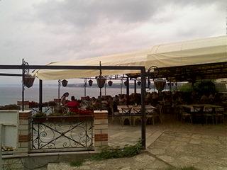 Kape Kaliakra restaurant