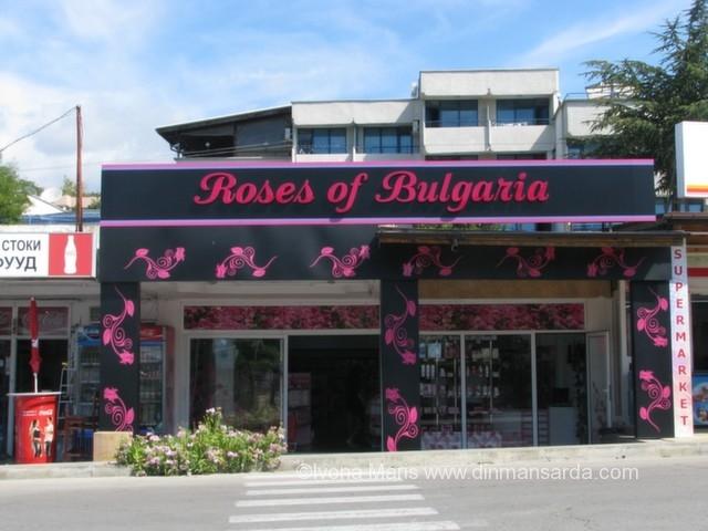 Roses of Bulgaria Shop