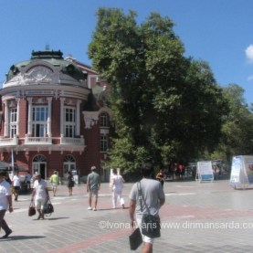 Teatrul si Opera din Varna