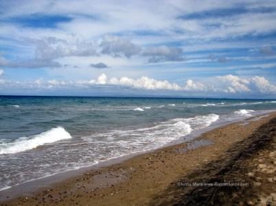 Valuri, valuri si mult albastru