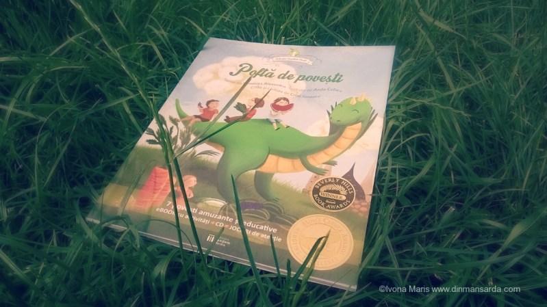 """Copilul verde are """"Pofta de povesti""""!"""
