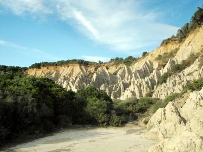 Valea Lunii de langa Gerakas Beach