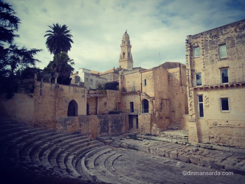 Teatrul roman - Lecce