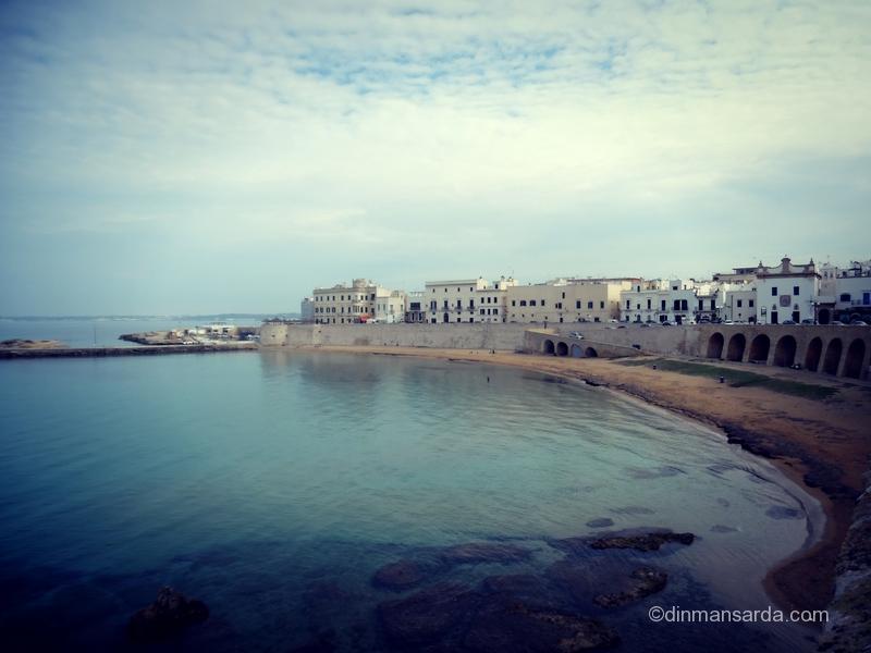 Spiaggia(plaja) della Purita - Gallipoli