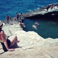 Giola și Saliara, plaja de marmură din insula Thassos. Cum ajungi acolo?