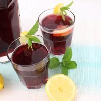 Kirsch Limonade: So schnell selbstgemacht!