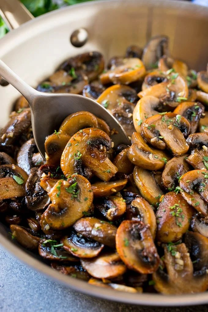 How Do You Saute Mushrooms Recipes