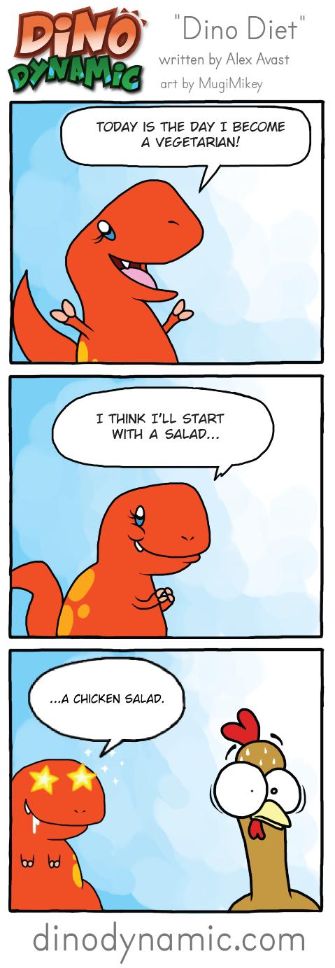 Dino Diet