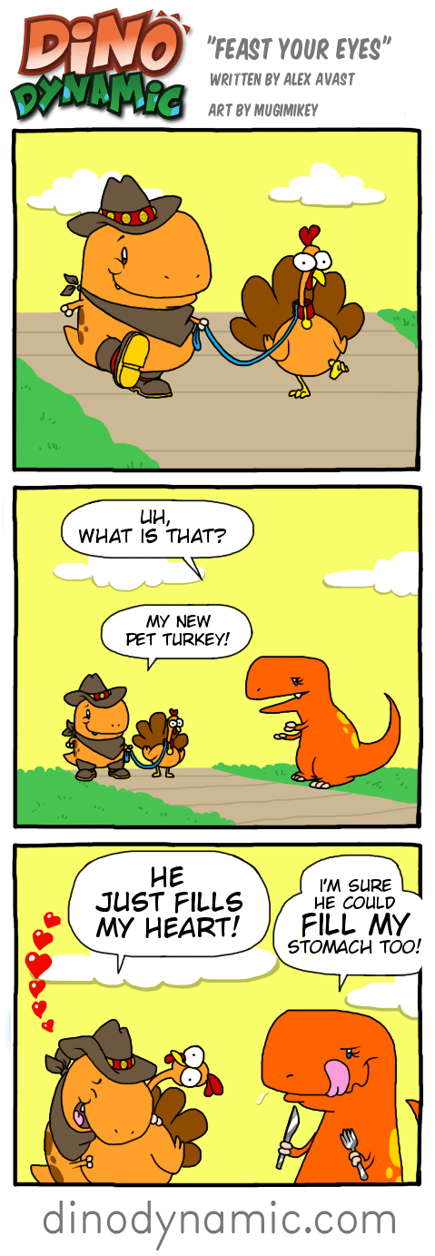 T-Rexico will never be to-fooled again though!