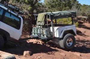 Dinoot Jeep Trailers Jeep Tub Kit Customer