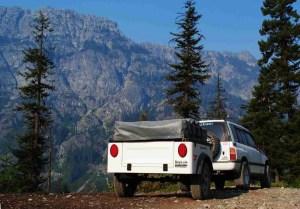 Jeep Trailer DIY Fiberglass Tub Kit