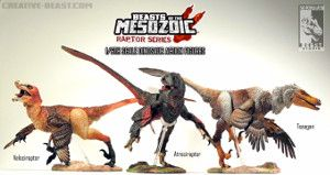 accurate dinosaur action figures