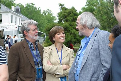 george lucas and jack horner
