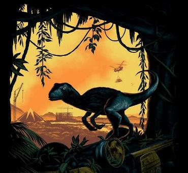 Jurassic World IDW Comics