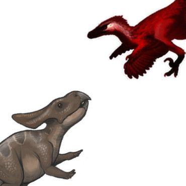Halloween Night 71 Million Years Ago