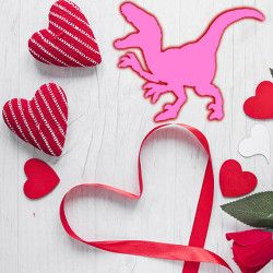 Happy Valentine's Day from Dinosaur Culture! (2018)