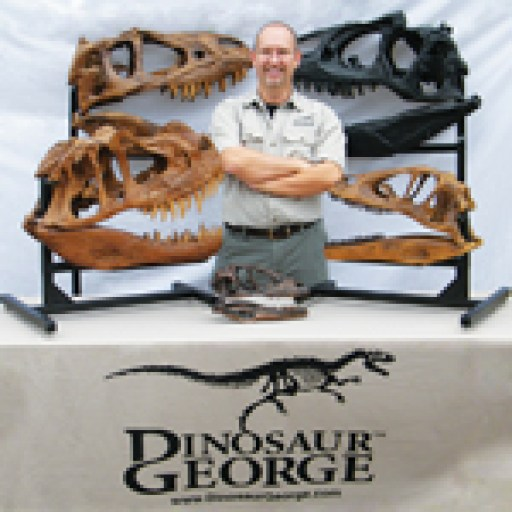 Dinosaur George Podcast – A Podcast Devoted to Paleontology and Natural Science