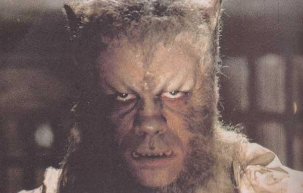 Oliver Reed en loup-garou