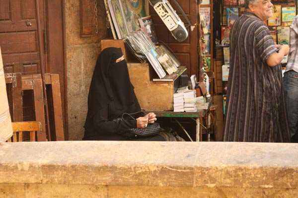 Port de la Burqa