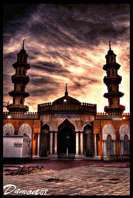 Mosquée au Koweit