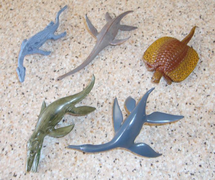 Safari Ltd  Prehistoric Sea Life TOOB 682404