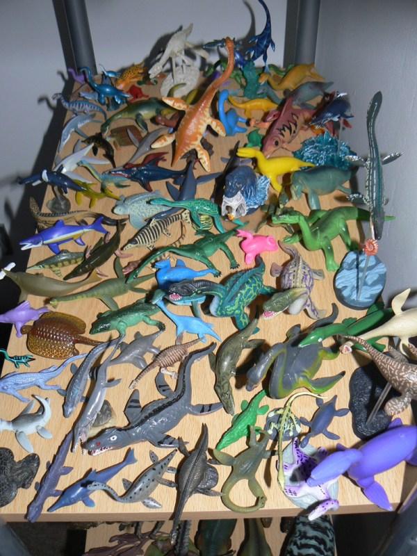 small marine reptile toys