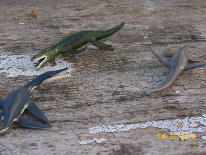 Prehistoric Sea Life Toob Safari Ltds