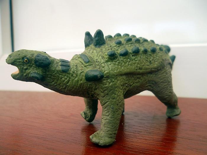 Euoplocephalus (Carnegie Collection by Safari Ltd ...