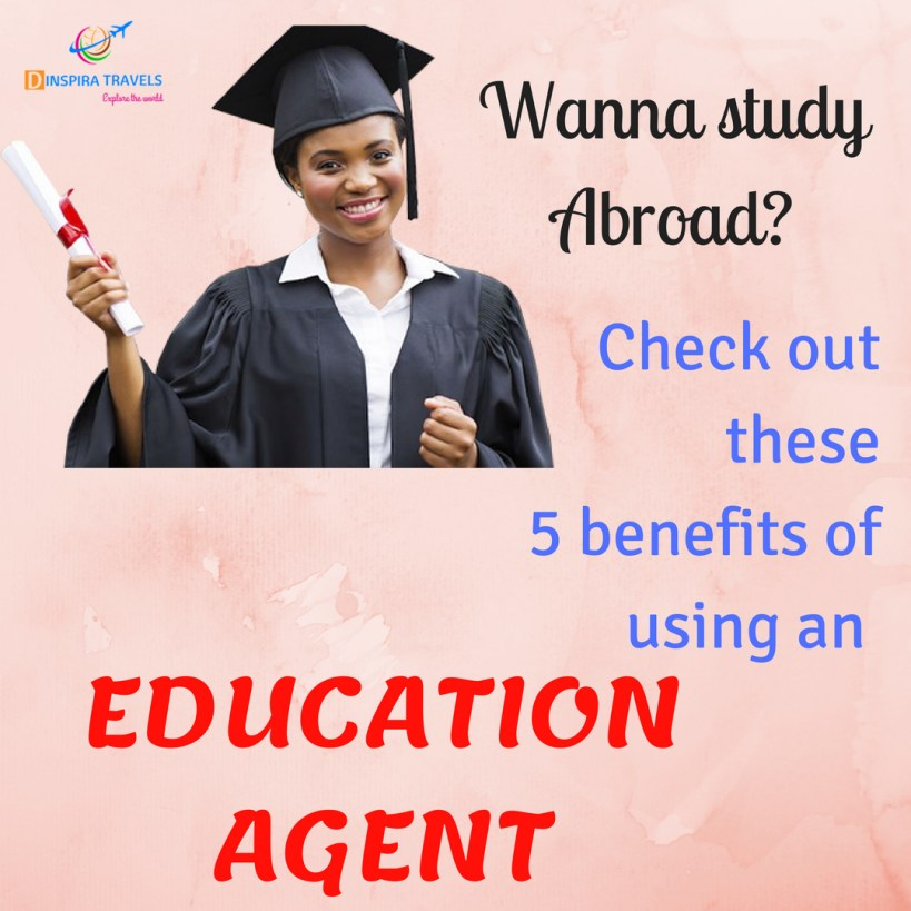 10 Benefits of Using an Education Agent