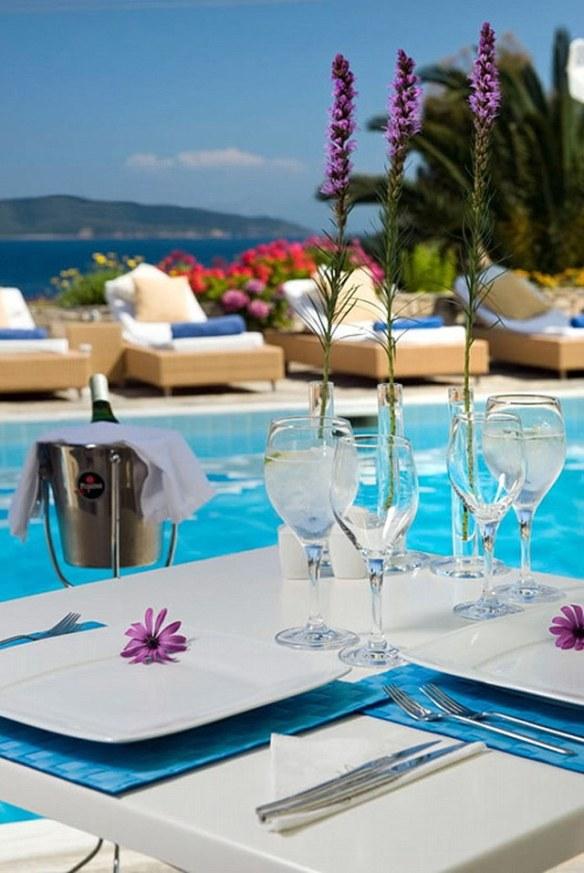 decoración estilo romántico islas