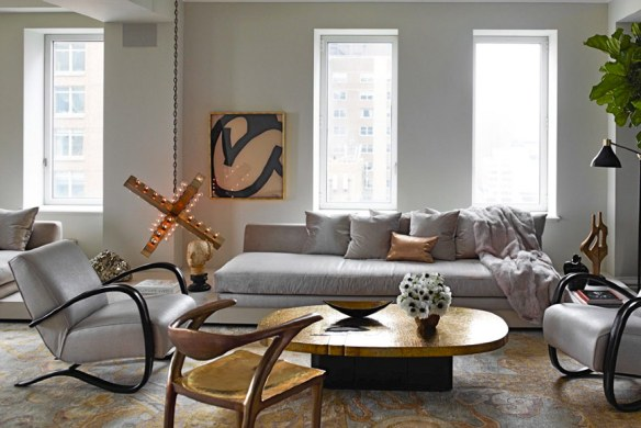 apartamento con glamour