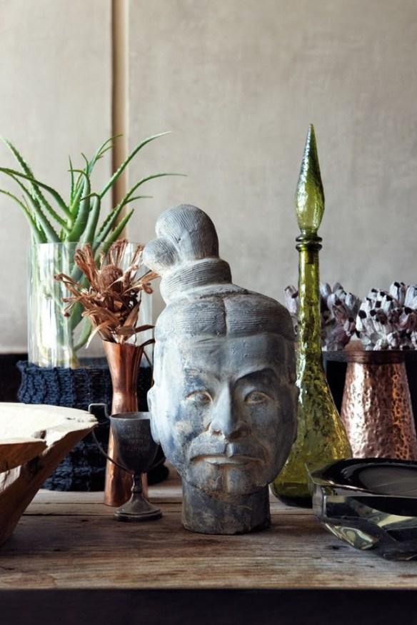 decoración estilo étnico