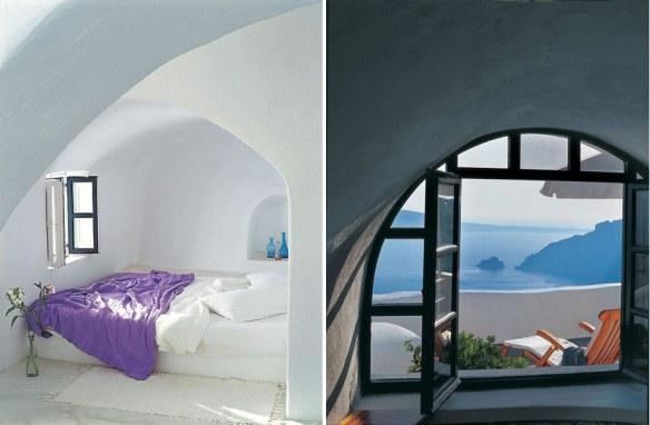 hotel con encanto en Santorini