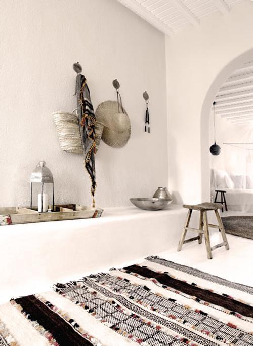 decoración mediterránea