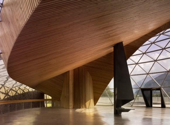 Rossignol, Herault Arnod Architects,