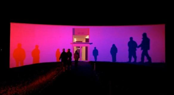 Orsta gallery de noche