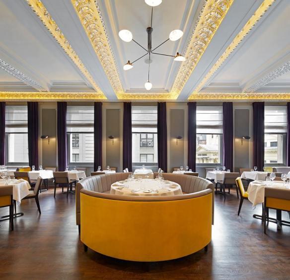 Christopher's restaurante Londres