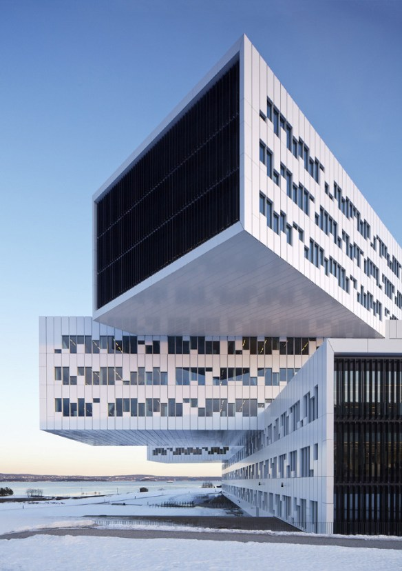 STATOIL REGIONAL OFFICES 3