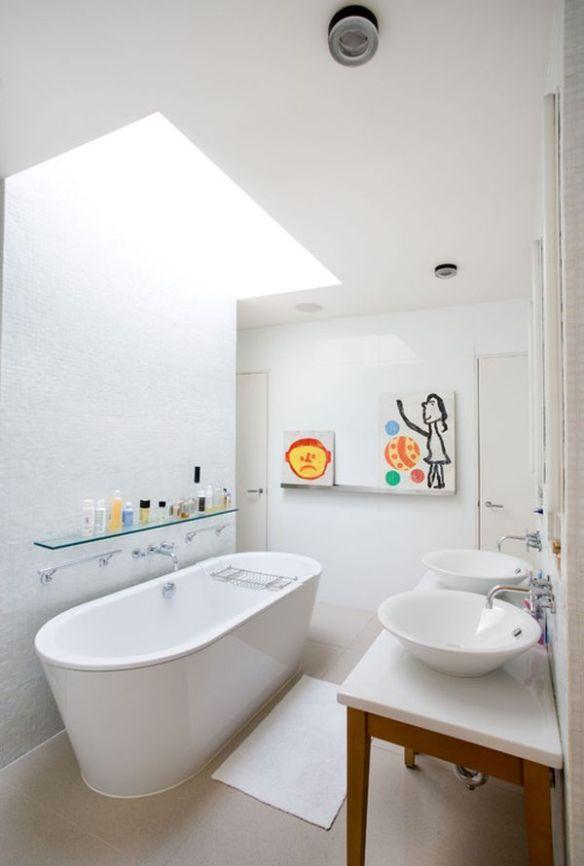 Lucernarios baños 12