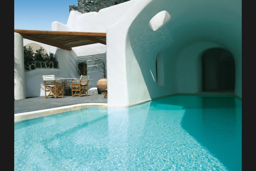 Hotel Perivolas en Oia Santorini 2