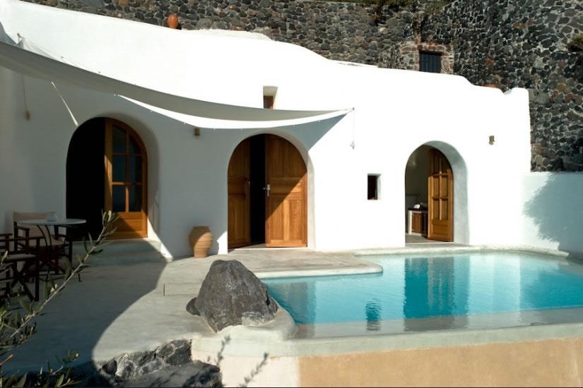 Hotel Perivolas en Oia Santorini 4
