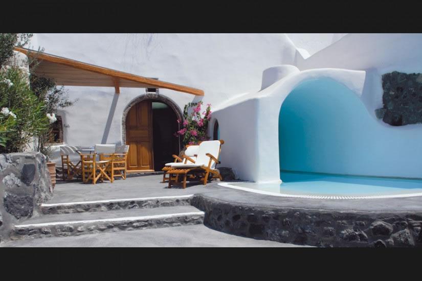 Hotel Perivolas en Oia Santorini 10