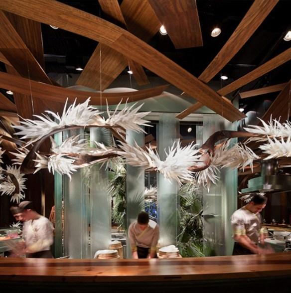 Restaurante Ikibana 17