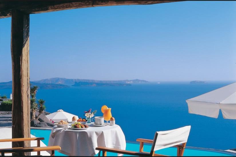 Hotel Perivolas en Oia Santorini 15