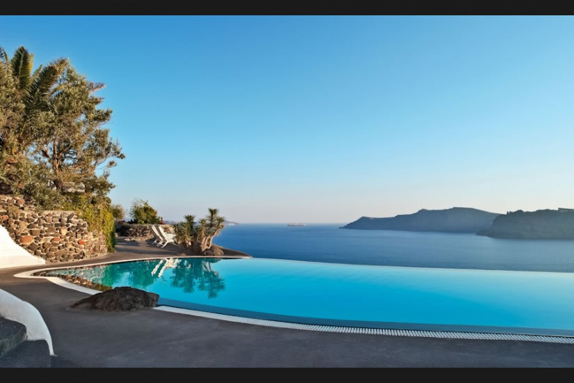 Hotel Perivolas en Oia Santorini 16