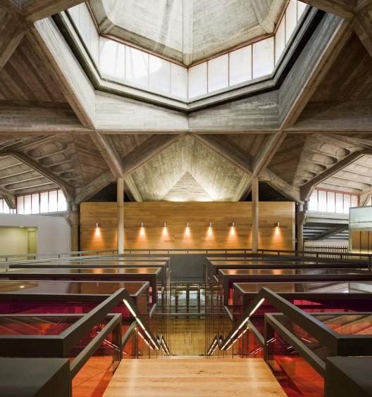 Bodegas Olarra / IA+B Arkitektura Taldea 4